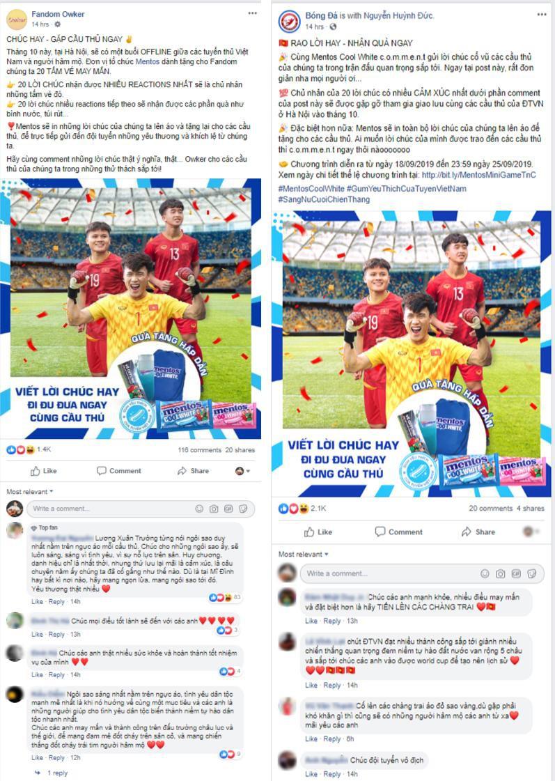 Fan hâm mộ thể hiện tình yêu với đội tuyển Việt Nam qua những cách nào? - Ảnh 5.