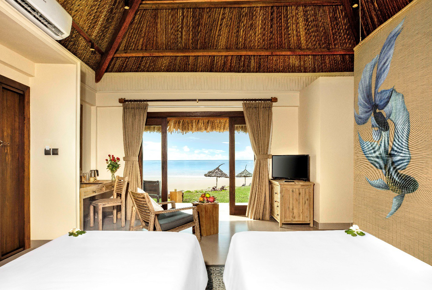 Lộ điểm check in sống ảo mới tại Quy Nhơn, nửa sang chảnh như Maldive, nửa xanh màu thiên đường nghỉ dưỡng Bali - Ảnh 5.