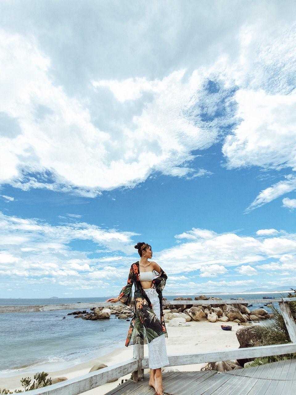 Lộ điểm check in sống ảo mới tại Quy Nhơn, nửa sang chảnh như Maldive, nửa xanh màu thiên đường nghỉ dưỡng Bali - Ảnh 7.