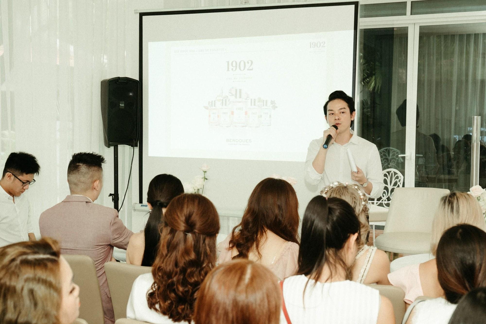 Ra mắt thương hiệu nước hoa hàng đầu nước Pháp tại Việt Nam - Ảnh 4.