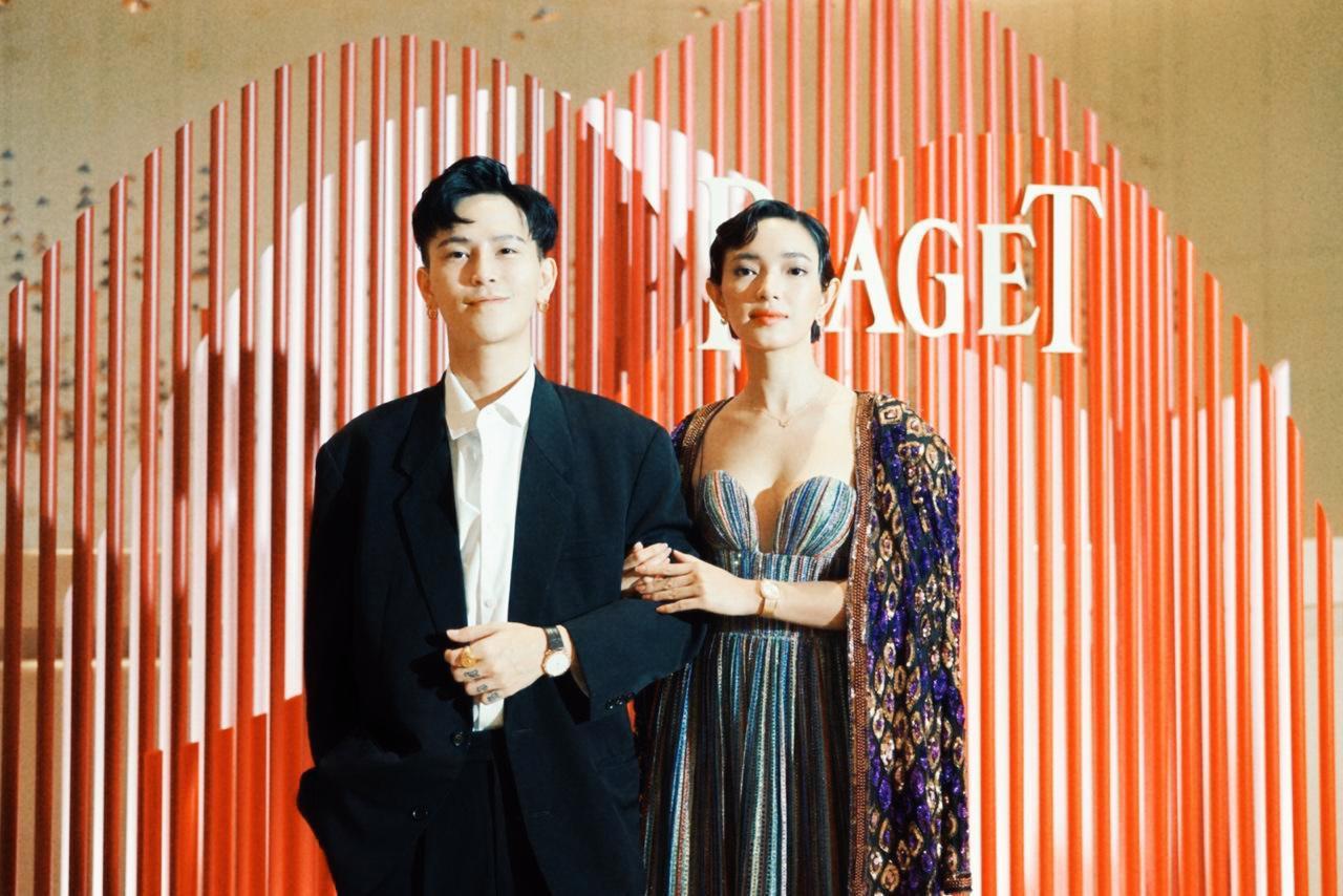Châu Bùi đeo đồng hồ tiền tỷ đi tham dự sự kiện Piaget tại Bangkok - Ảnh 5.