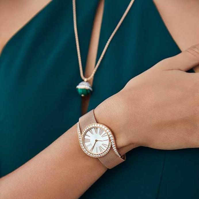 Châu Bùi đeo đồng hồ tiền tỷ đi tham dự sự kiện Piaget tại Bangkok - Ảnh 7.