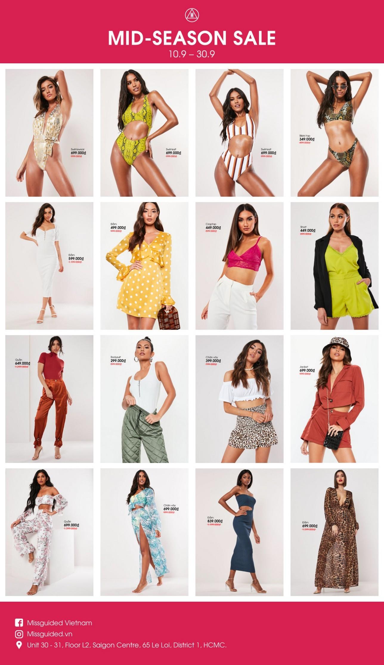MISSGUIDED – Làn sóng mới dành cho giới trẻ yêu thời trang và thích phá cách - Ảnh 11.
