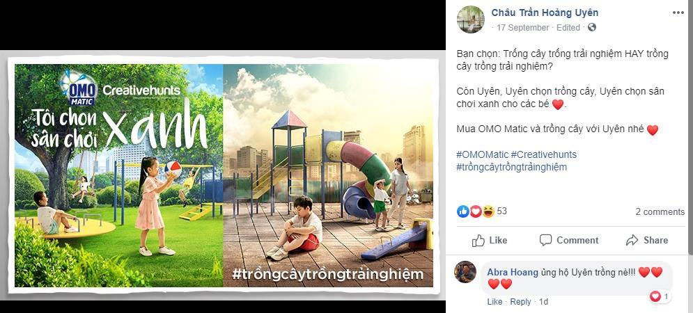 """Trend đổi ảnh bìa Facebook """"Sân chơi xanh"""" đang nổi rần rần, bạn đã tham gia chưa? - Ảnh 2."""