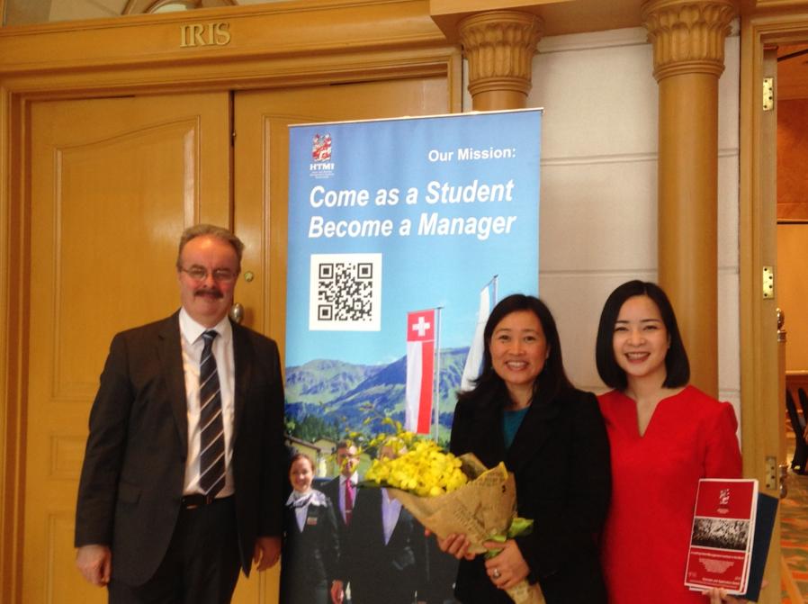 Du học Thụy Sỹ tại trường HTMI với lộ trình tiết kiệm hơn nữa - Ảnh 1.