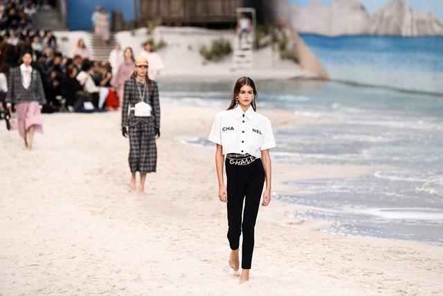 Hương Giang là 1 trong những đại diện đình đám của châu Á Thái Bình Dương dự Paris Fashion Week 2019 - Ảnh 1.