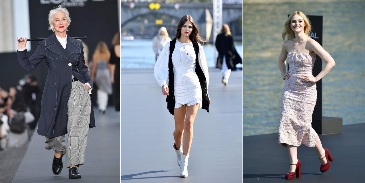 Hương Giang là 1 trong những đại diện đình đám của châu Á Thái Bình Dương dự Paris Fashion Week 2019 - Ảnh 2.