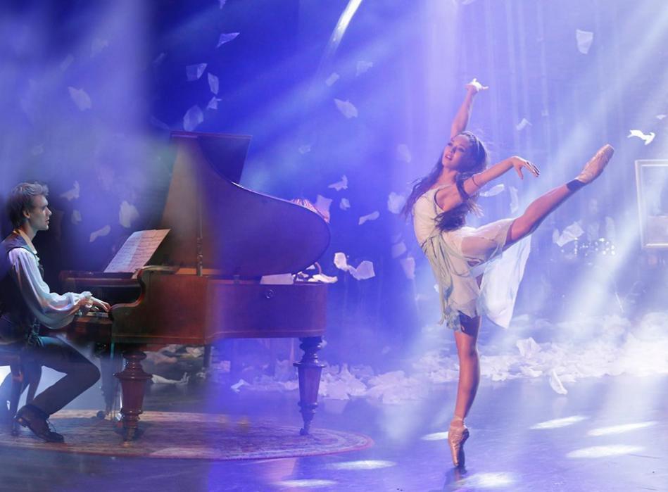 Bước Nhảy Cuồng Nhiệt hay Step Up với phiên bản nhiều chất thơ dành cho hội mê phim nhảy nhót - Ảnh 3.