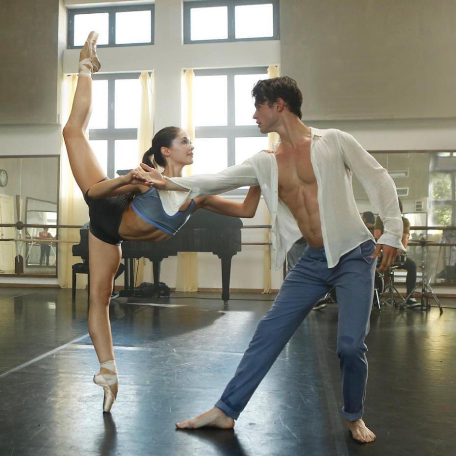 Bước Nhảy Cuồng Nhiệt hay Step Up với phiên bản nhiều chất thơ dành cho hội mê phim nhảy nhót - Ảnh 4.
