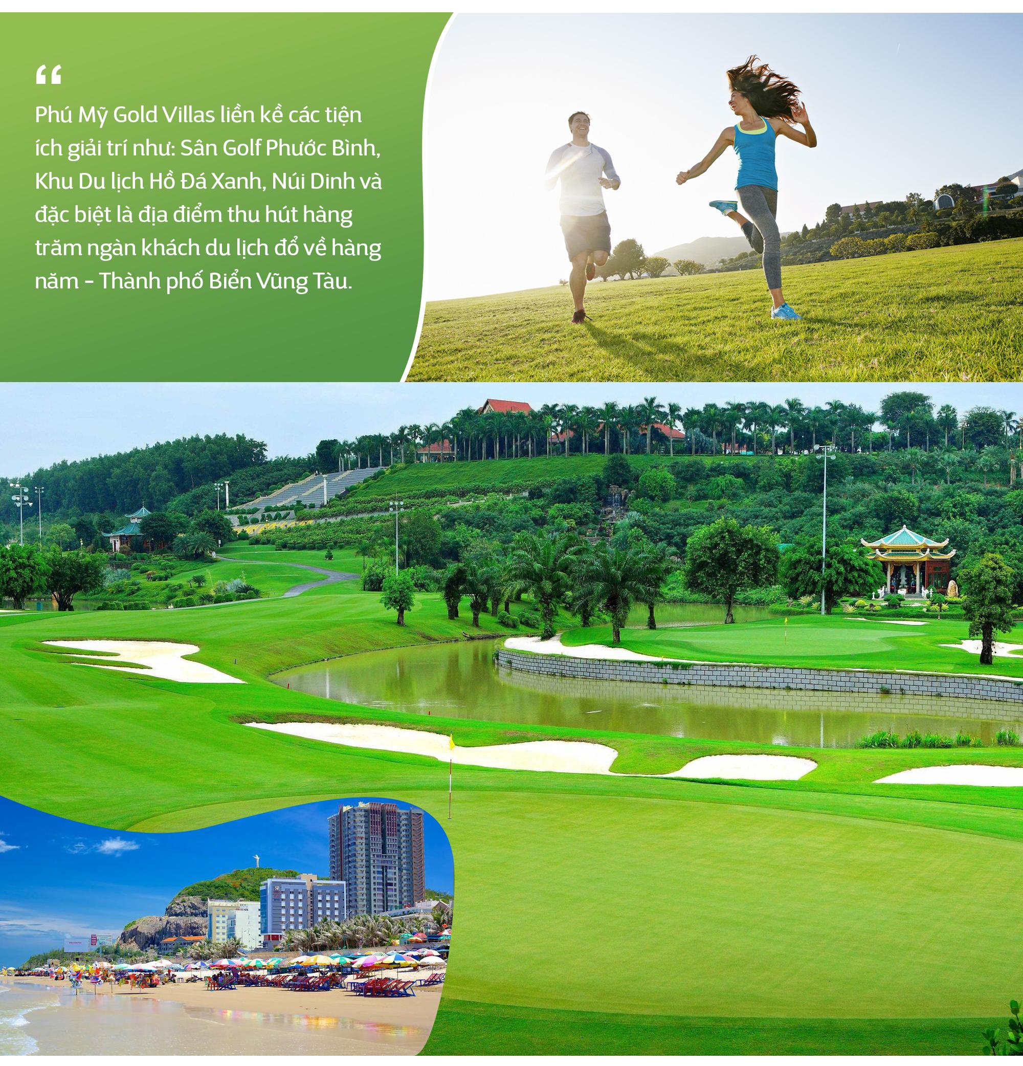 Khởi nguồn cảm xúc về một cuộc sống xanh ở Phú Mỹ Gold Villas – Điểm nhấn thị trường BĐS BR-VT - Ảnh 5.