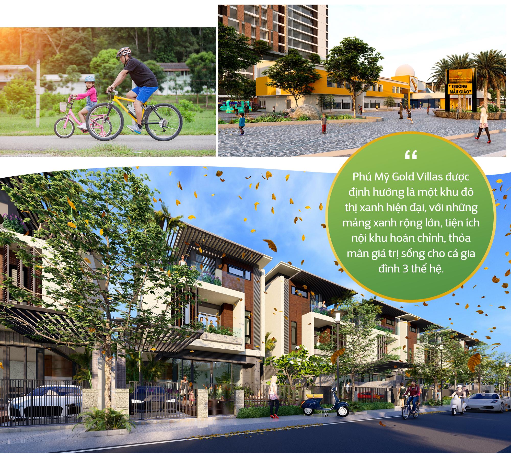 Khởi nguồn cảm xúc về một cuộc sống xanh ở Phú Mỹ Gold Villas – Điểm nhấn thị trường BĐS BR-VT - Ảnh 7.