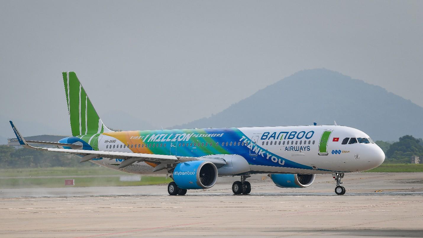 Bamboo Airways hướng ra thế giới, mở đường bay thường lệ tới Hàn Quốc từ tháng 10/2019 - Ảnh 1.