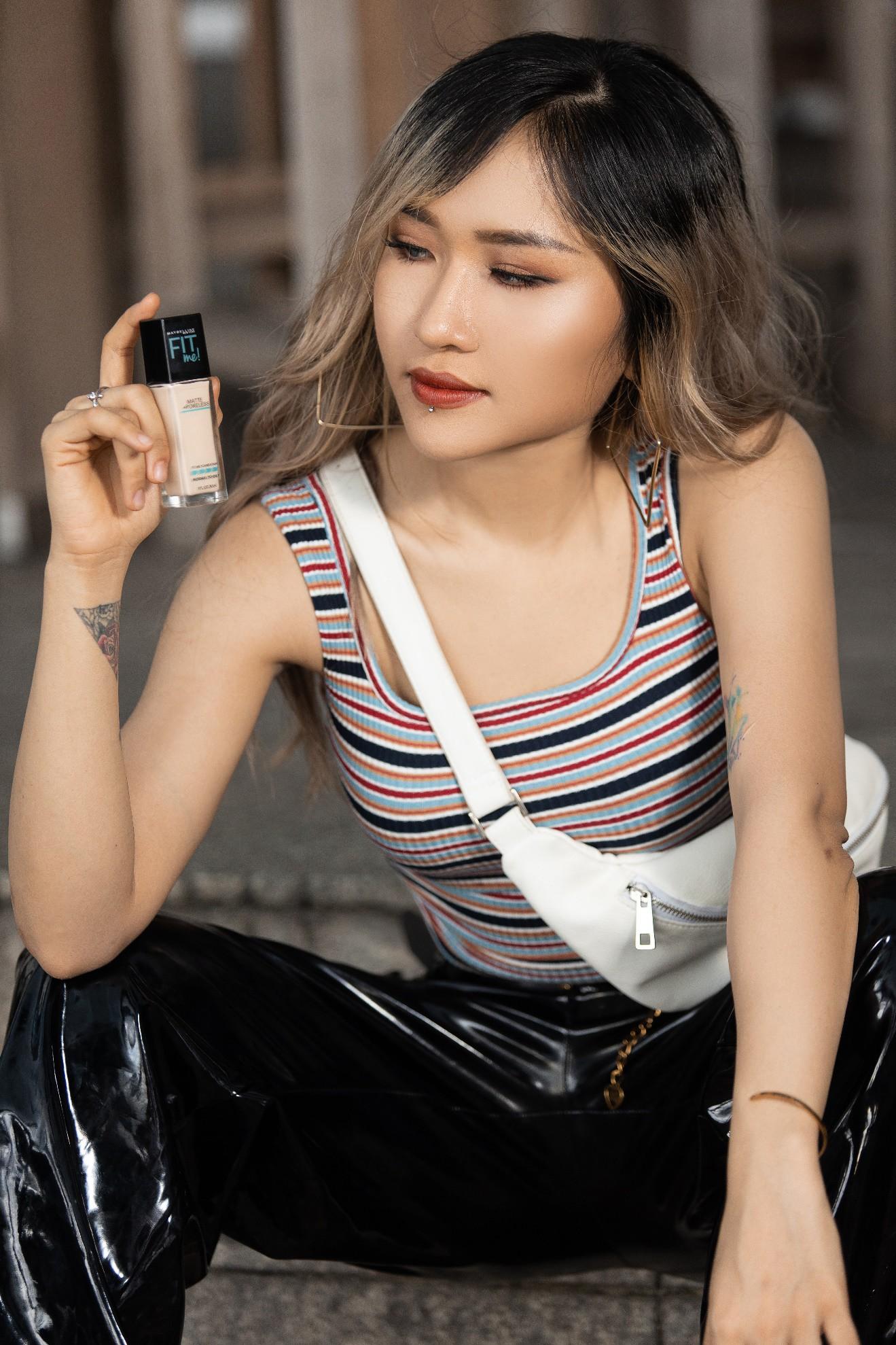 Đọ thần thái cool ngầu, Jun Phạm, Hana Giang Anh, Uyên Pu, Thảo Trang và Con Thỏ khiến fan thích thú trong video mới - Ảnh 10.