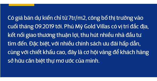 Khởi nguồn cảm xúc về một cuộc sống xanh ở Phú Mỹ Gold Villas – Điểm nhấn thị trường BĐS BR-VT - Ảnh 12.
