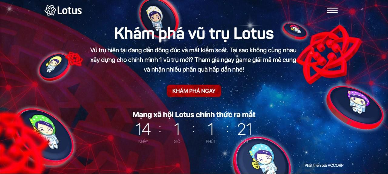 MXH Lotus nhá hàng game săn thưởng cực chất, thách thức mọi người chơi với độ khó trên trời - Ảnh 1.