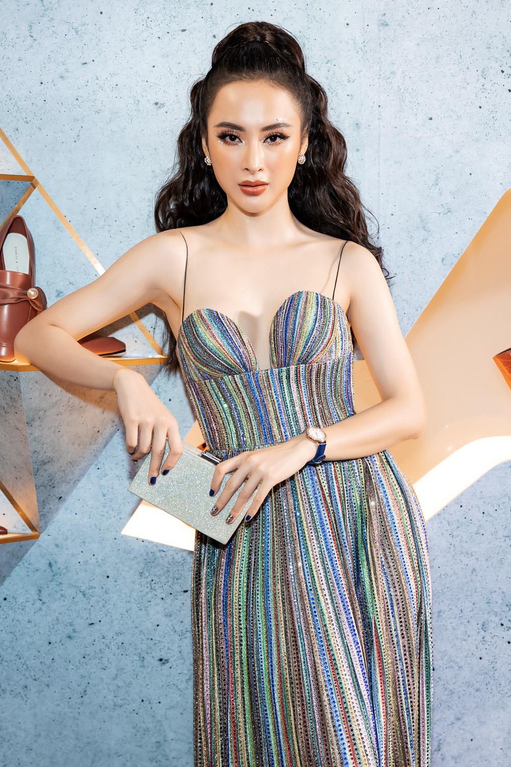 Angela Phương Trinh tái xuất đọ dáng cực chất cùng Min, Sunht - Ảnh 2.