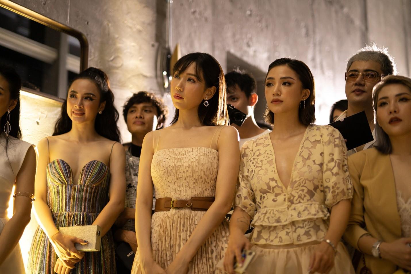 Angela Phương Trinh tái xuất đọ dáng cực chất cùng Min, Sunht - Ảnh 7.