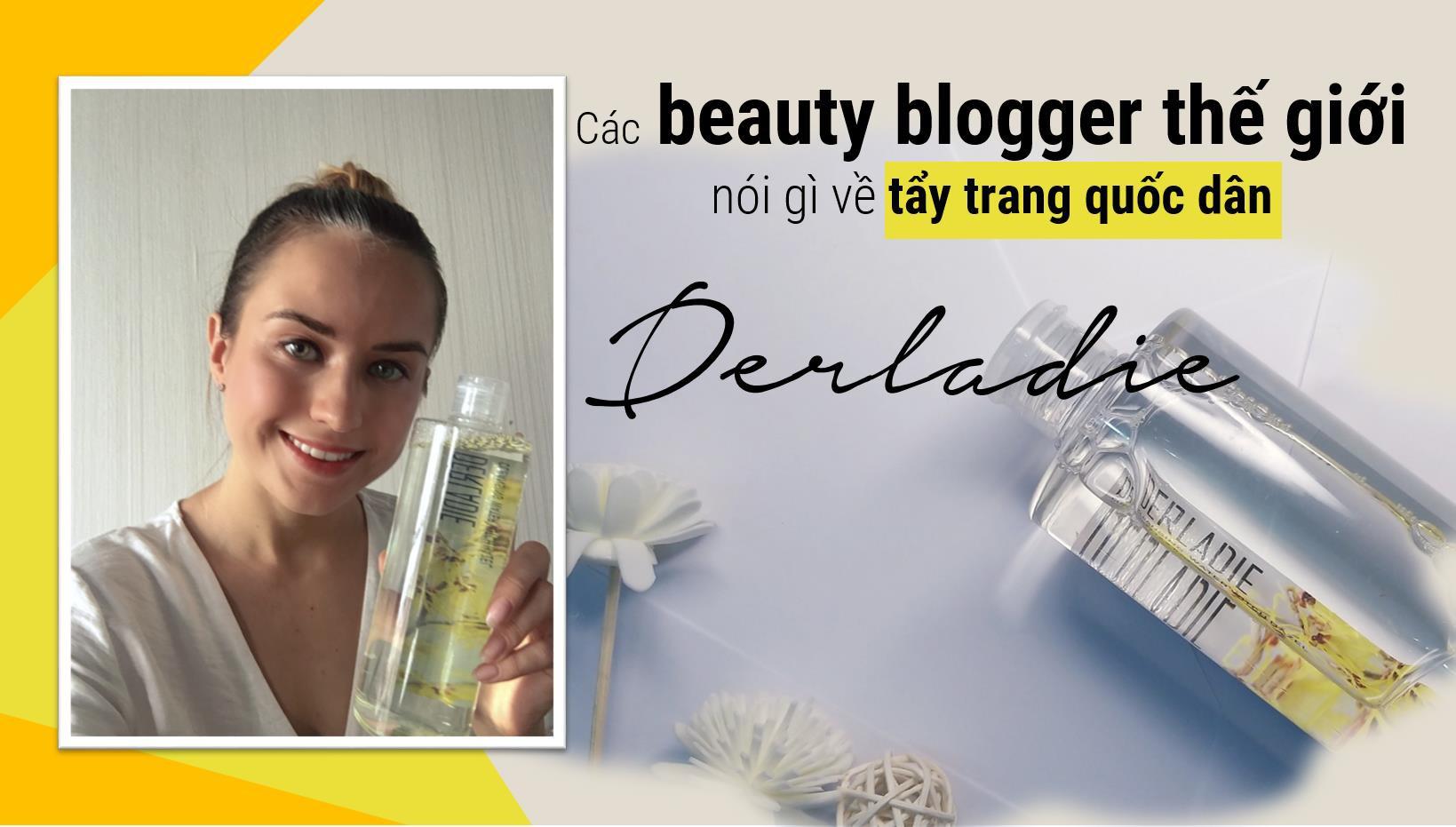 Các beauty blogger trên thế giới tẩy trang như thế nào? - Ảnh 1.