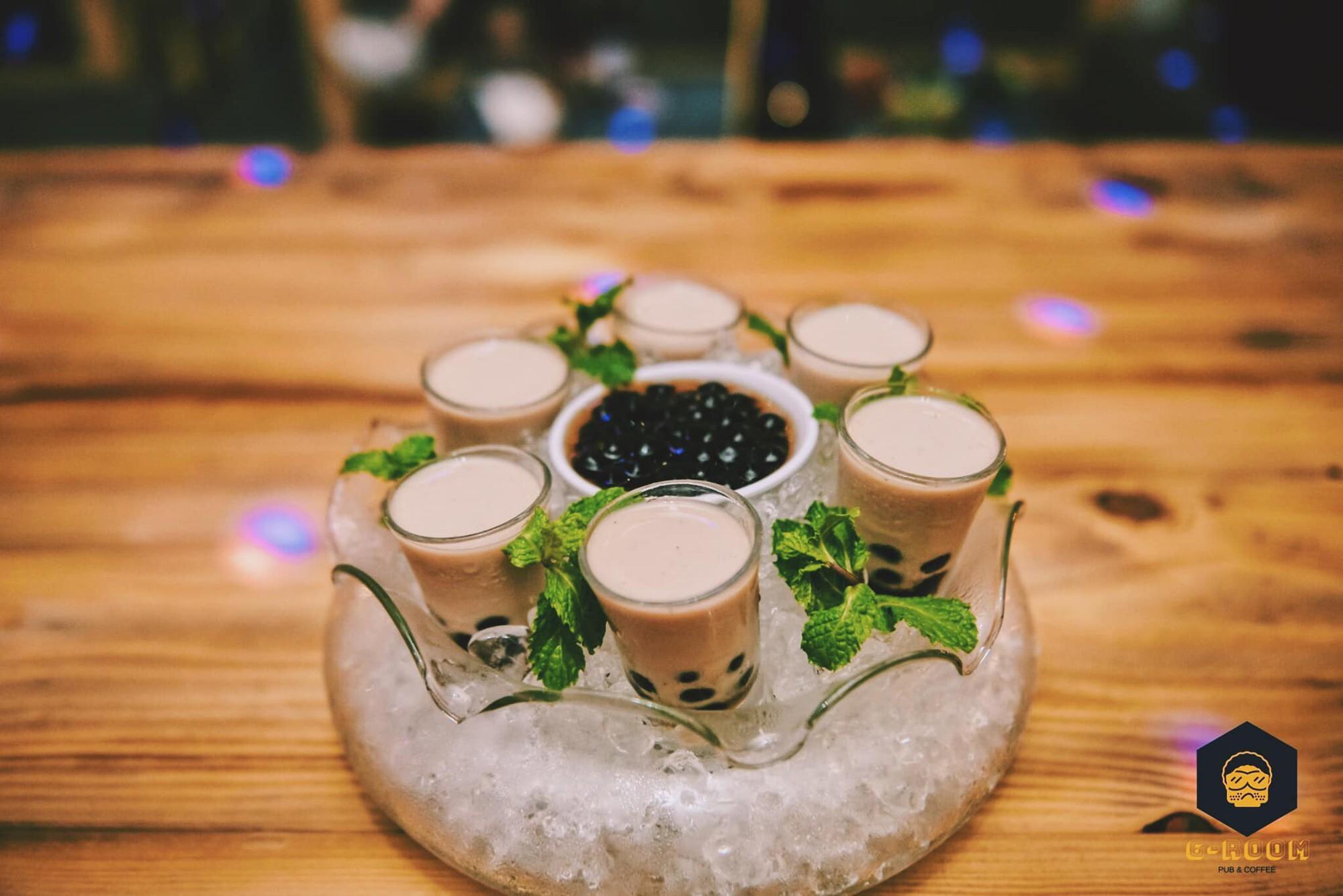 """""""Đi đu đưa"""" với cocktail trà sữa, tại sao không? - Ảnh 7."""
