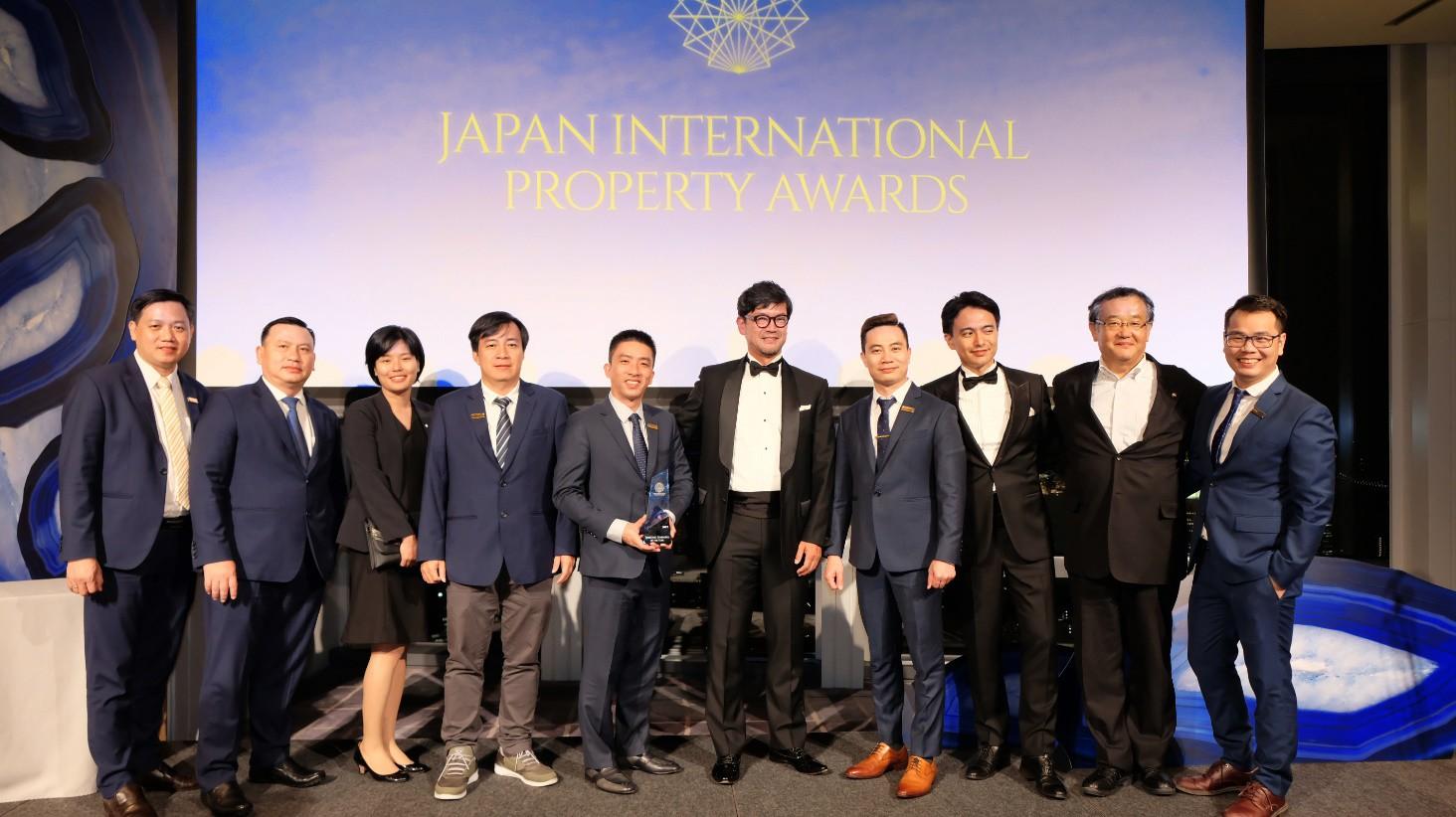 """Netland được vinh danh tại giải thưởng bất động sản """"Japan International Property Awards 2019"""" - Ảnh 1."""