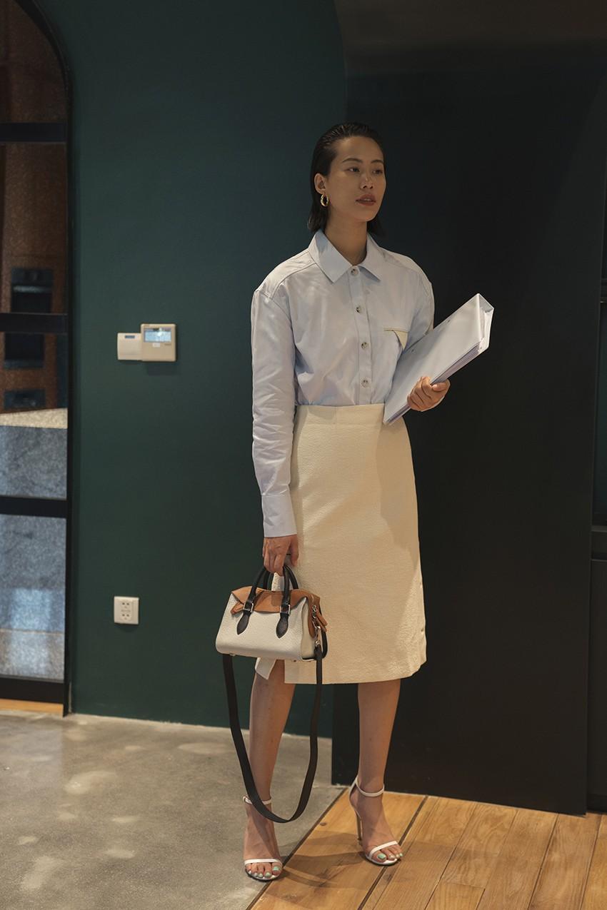BST túi da Desino Classic 07 - Phong cách thanh lịch cho các cô nàng công sở - Ảnh 7.