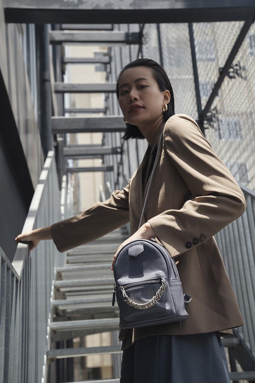 BST túi da Desino Classic 07 - Phong cách thanh lịch cho các cô nàng công sở - Ảnh 11.