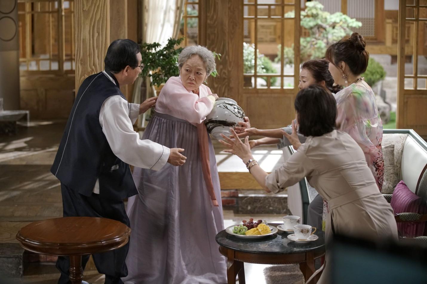 Muôn kiểu nàng dâu – Phim gia đình cực chuẩn cho mùa Trung thu - Ảnh 6.