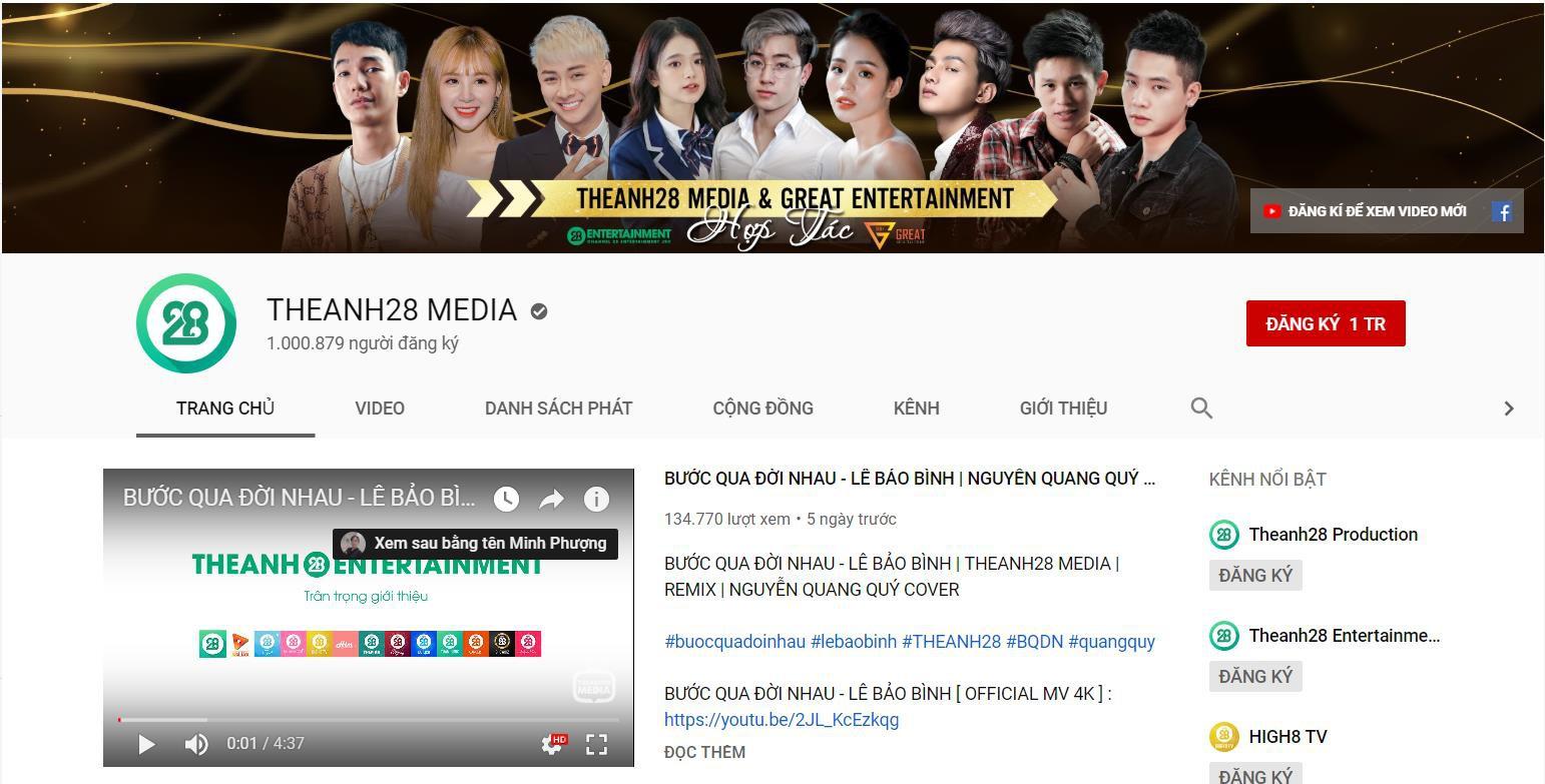 Theanh28 Entertainment - Công ty truyền thông và giải trí có bàn tay vàng trong làng Top Trending - Ảnh 5.