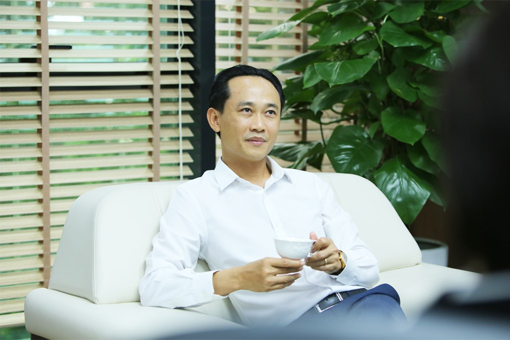 CEO Đinh Quang Huy- SHB Finance: Miếng bánh thuộc về ai biết cách chơi. - Ảnh 4.