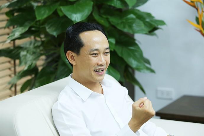 CEO Đinh Quang Huy- SHB Finance: Miếng bánh thuộc về ai biết cách chơi. - Ảnh 6.