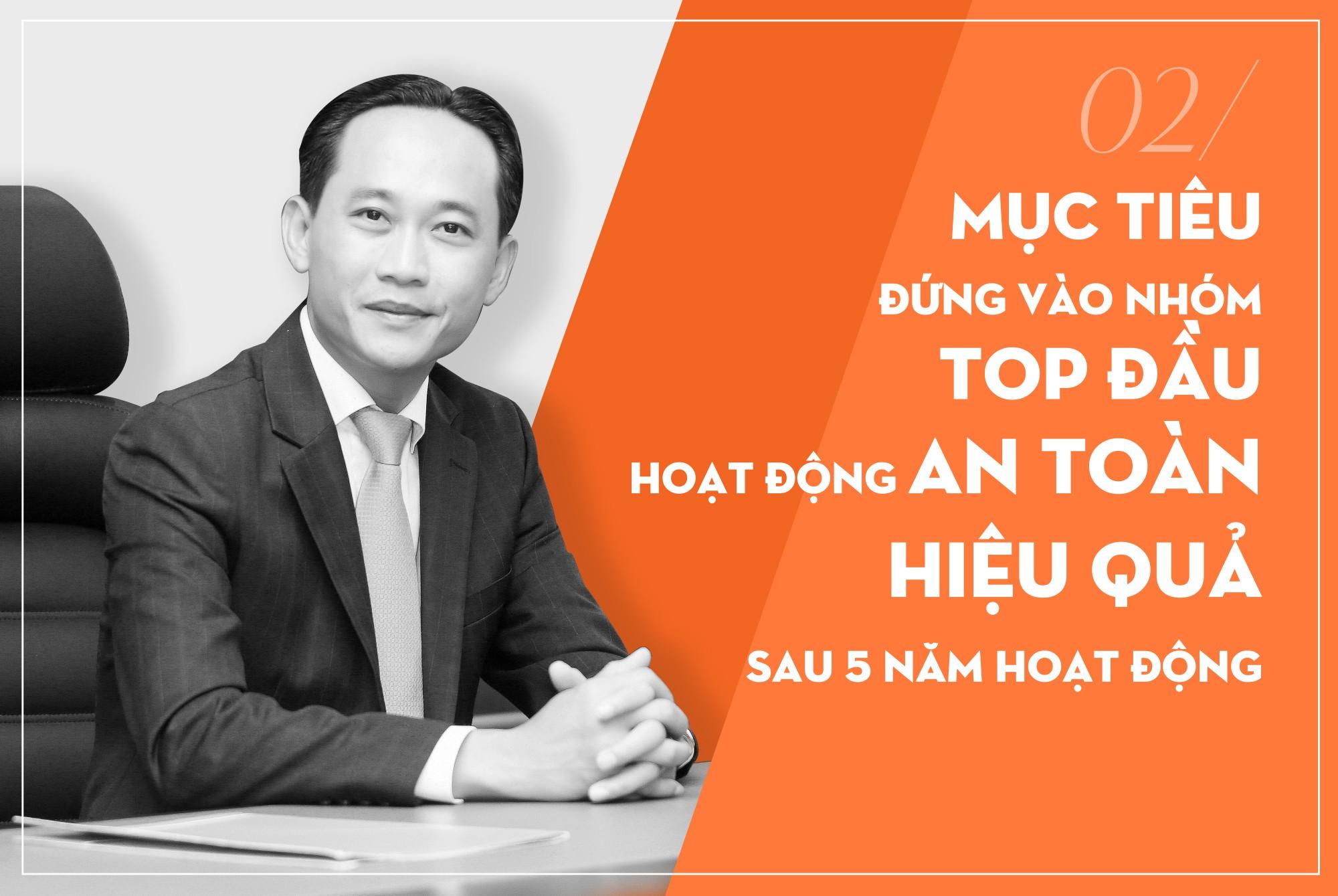 CEO Đinh Quang Huy- SHB Finance: Miếng bánh thuộc về ai biết cách chơi. - Ảnh 7.