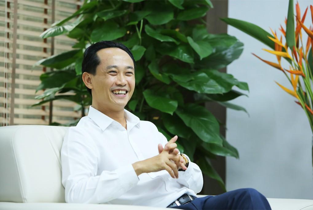 CEO Đinh Quang Huy- SHB Finance: Miếng bánh thuộc về ai biết cách chơi. - Ảnh 10.