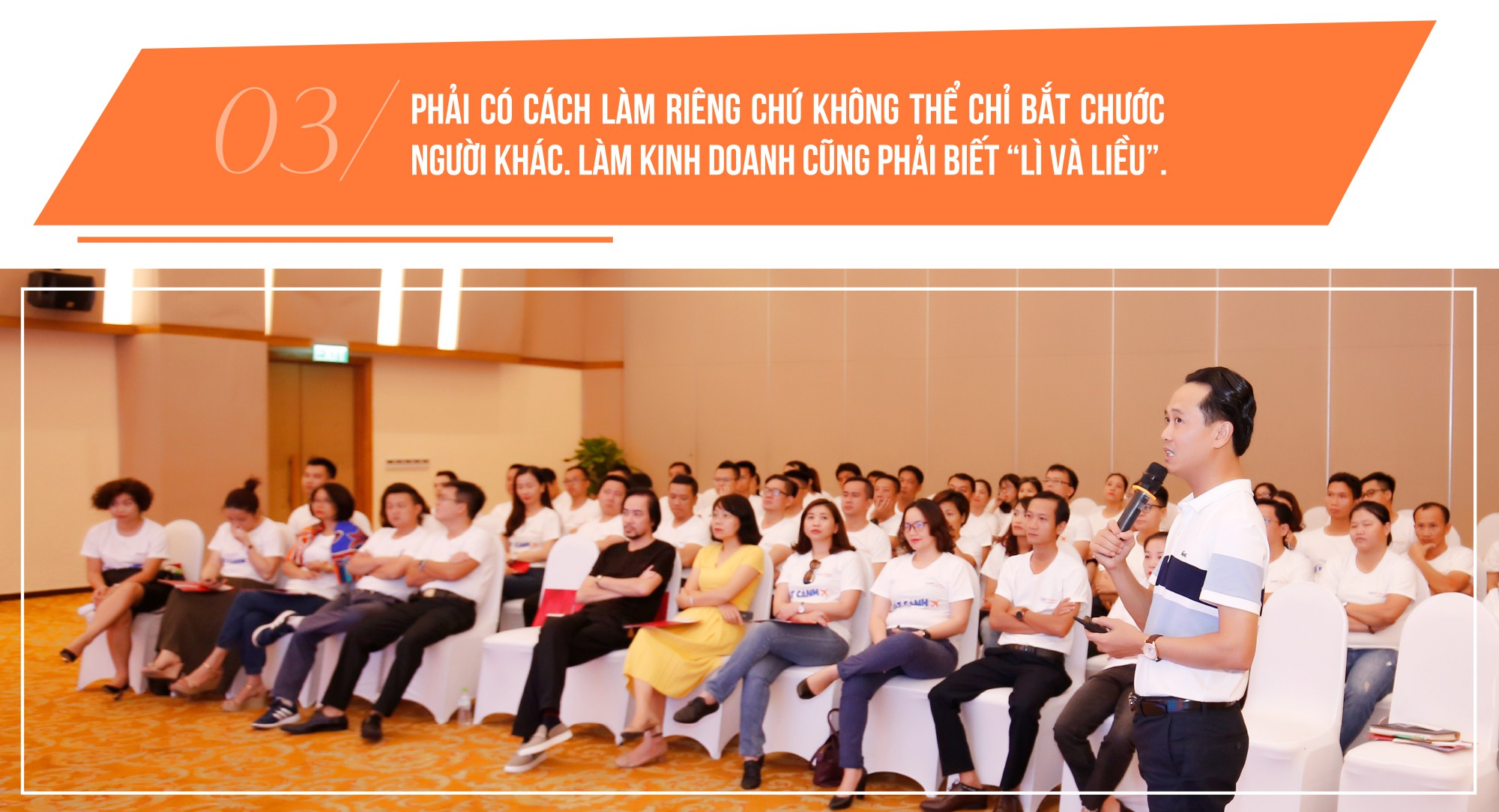 CEO Đinh Quang Huy- SHB Finance: Miếng bánh thuộc về ai biết cách chơi. - Ảnh 11.