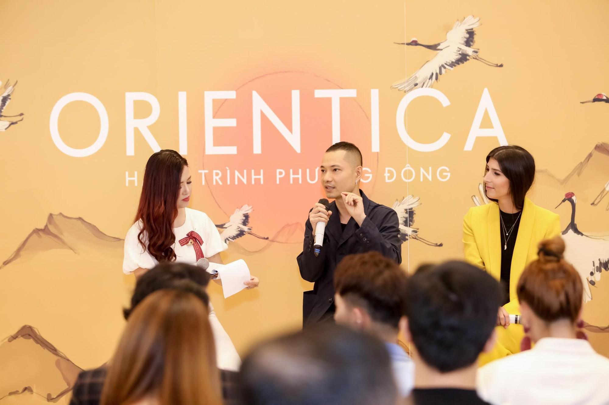 Bất ngờ dàn line-up tham dự sự kiện ra mắt nước hoa Orientica: Liên Bỉnh Phát xuất hiện nam tính, Kelbin Lei khoe thần thái đỉnh cao - Ảnh 3.
