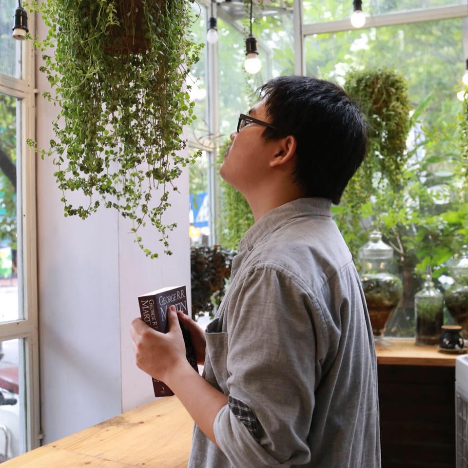 Từ niềm đam mê sách tới thực hiện dự án thư viện cộng đồng từ thiện của cậu học sinh trường Amsterdam - Ảnh 1.