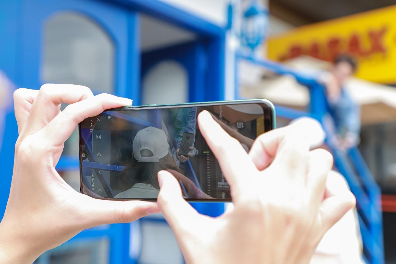 VZN News: Samsung Galaxy A50s: thiết kế mới lạ, camera selfie 32MP - Ảnh 8.