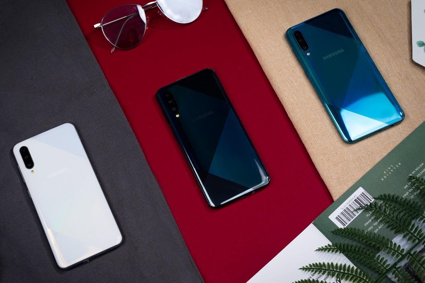 VZN News: Samsung Galaxy A50s: thiết kế mới lạ, camera selfie 32MP - Ảnh 10.