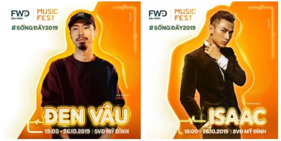 Nghẹt thở đón chờ sự xuất hiện của Sơn Tùng, Tóc Tiên, Đen Vâu tại lễ hội âm nhạc siêu khủng tại SVĐ Mỹ Đình - Ảnh 4.
