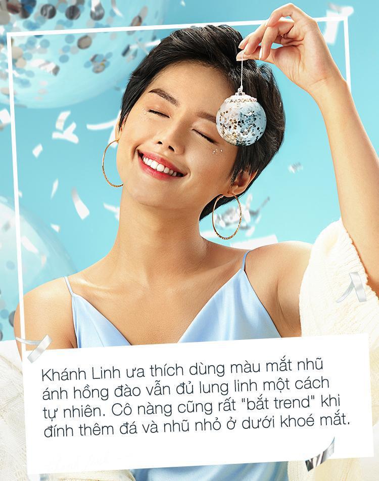 Bí quyết bắt sáng của cô em Trendy Khánh Linh và Hà Trúc trong mùa lễ hội năm nay - Ảnh 1.