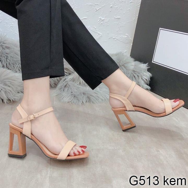 Dự báo 5 mẫu sandal nữ hot 2020, hội chị em không thể ngó lơ - Ảnh 1.