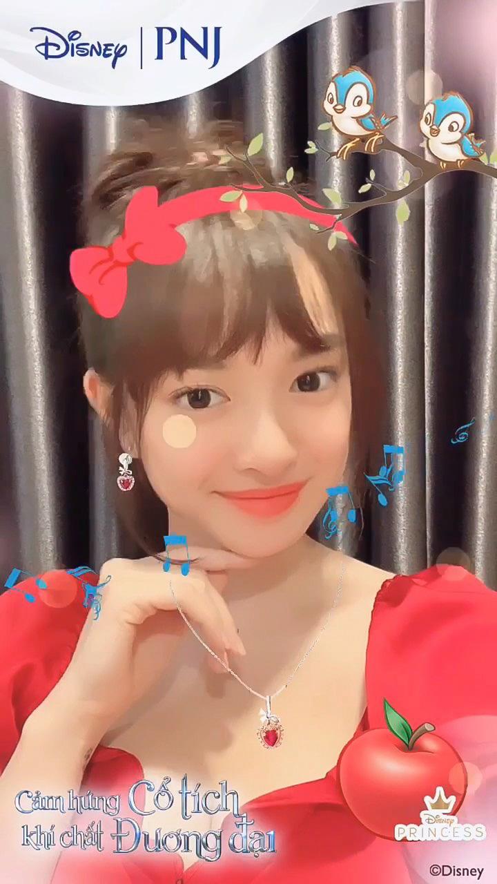 Bảo Anh, Kaity Nguyễn, Phương Ly khiến fans mê mẩn với hot trend chụp ảnh AR độc đáo - Ảnh 2.