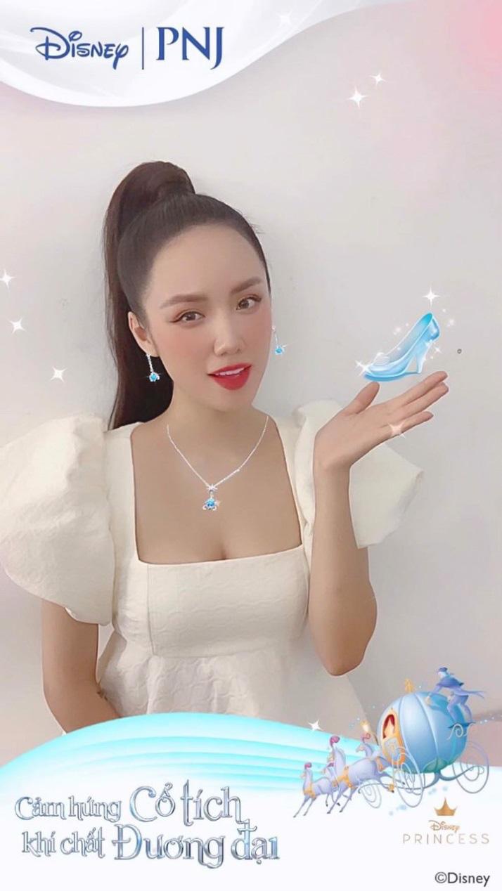 Bảo Anh, Kaity Nguyễn, Phương Ly khiến fans mê mẩn với hot trend chụp ảnh AR độc đáo - Ảnh 3.
