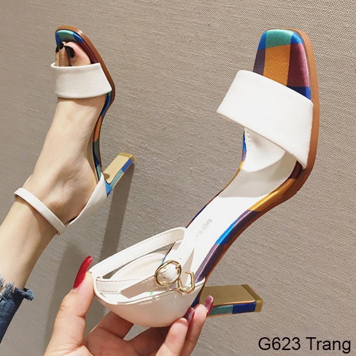 Dự báo 5 mẫu sandal nữ hot 2020, hội chị em không thể ngó lơ - Ảnh 4.