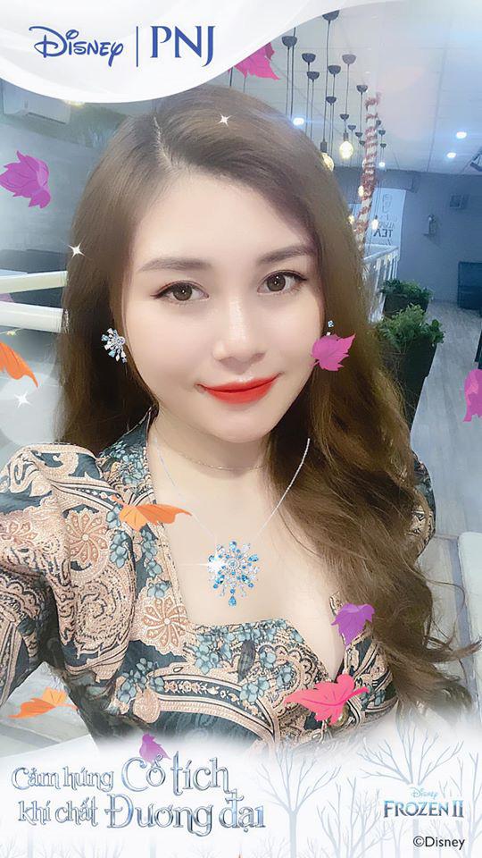 Bảo Anh, Kaity Nguyễn, Phương Ly khiến fans mê mẩn với hot trend chụp ảnh AR độc đáo - Ảnh 5.