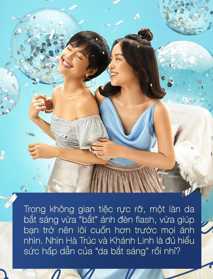 Bí quyết bắt sáng của cô em Trendy Khánh Linh và Hà Trúc trong mùa lễ hội năm nay - Ảnh 6.