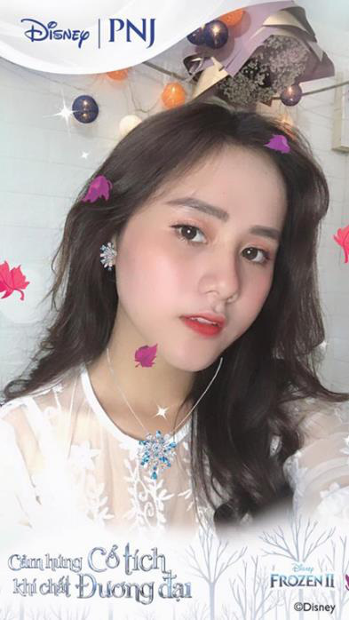 Bảo Anh, Kaity Nguyễn, Phương Ly khiến fans mê mẩn với hot trend chụp ảnh AR độc đáo - Ảnh 6.