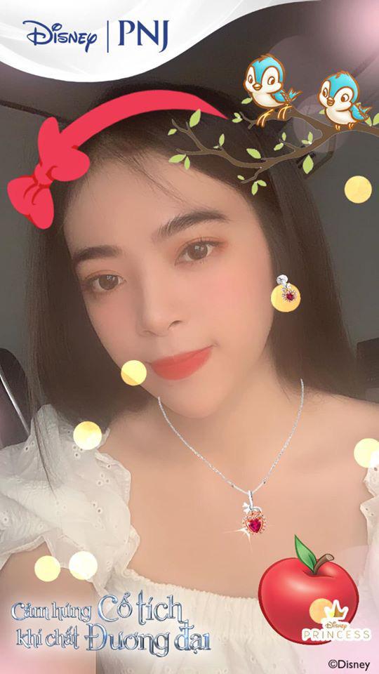 Bảo Anh, Kaity Nguyễn, Phương Ly khiến fans mê mẩn với hot trend chụp ảnh AR độc đáo - Ảnh 8.