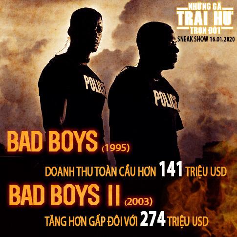 Will Smith và Martin Lawrence nối lại tình xưa sau 17 năm trong bom tấn hài hành động Bad Boys For Life - Ảnh 2.
