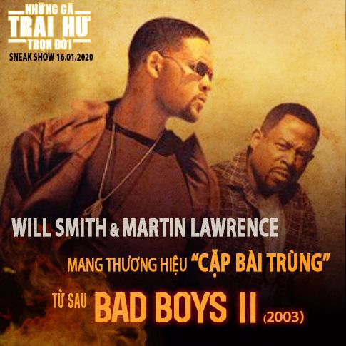 Will Smith và Martin Lawrence nối lại tình xưa sau 17 năm trong bom tấn hài hành động Bad Boys For Life - Ảnh 3.