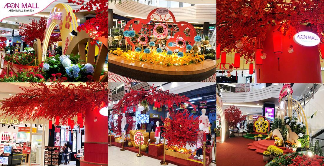Du hí Tết Canh Tý sắc màu tại AEON Mall Bình Tân - Ảnh 4.